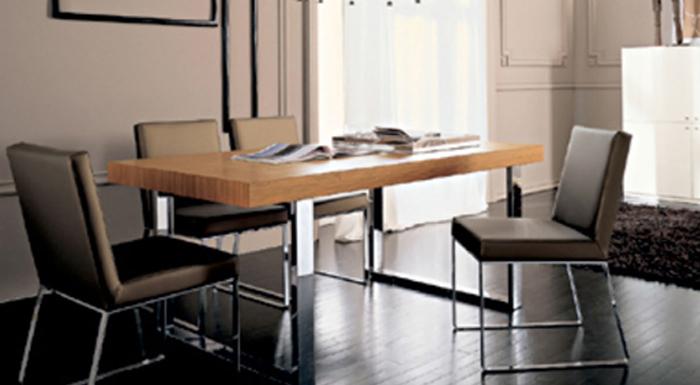 Cucine e arredamenti flema for Tavoli per cucine moderne